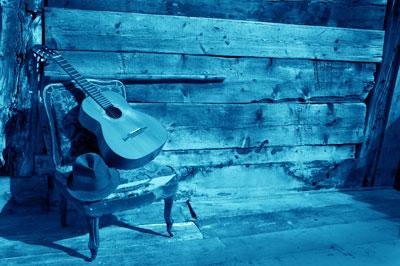 Armonía blues