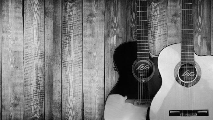Maderas utilizadas para fabricar guitarras